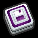 floppy, save, driver icon
