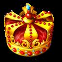 crown, royal icon
