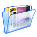 folder, photo, pic, picture, image icon