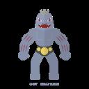 pelea, machoke, fight, kanto, pokemon icon