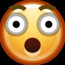 face surprise icon