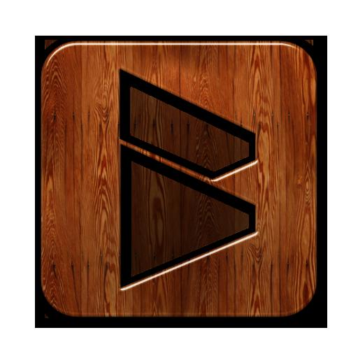 square, logo, blogmarks icon