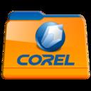corel,folder icon