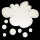 rain, sun, sunny, weather, snow, cloud icon