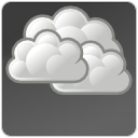 weather,overcast,climate icon