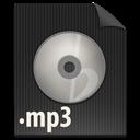 File, Mp icon
