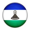 flag,lesotho,country icon