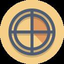 radar, bullseye, target icon