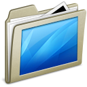 lightbrown,desktop icon