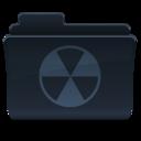 burn,folder icon