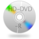 HDDVD R icon