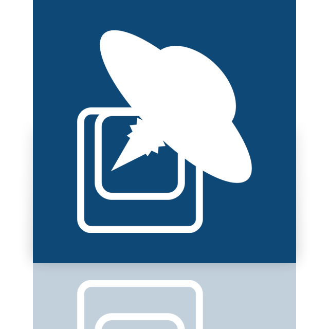 launchy, mirror icon