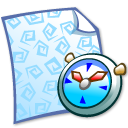 temporary, file icon