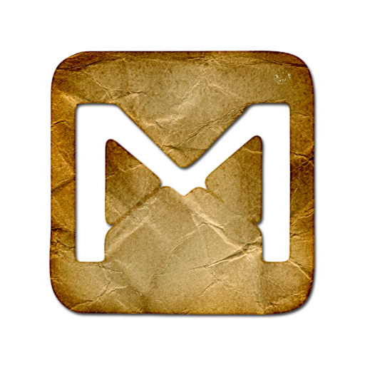 logo, square, gmail icon