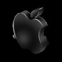 dark, mac icon