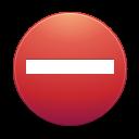 Button error icon