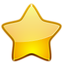 actions rating icon