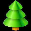 christmas tree 2 icon