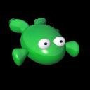 frog, vista icon
