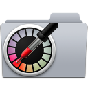 meter, colour, color icon