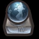 Nuevo Web Drive icon