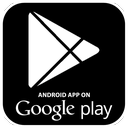 market, on, google play, play, android, google, app icon