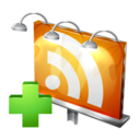 Billboard RSS Feed Add icon