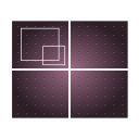 Apps workspace switcher icon