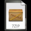7z, 7zip icon