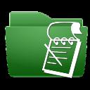 notepads,folder icon
