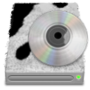 disc, disk, drive, generic, dvd, save, cd icon