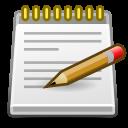 file, accessory, editor, document, text icon