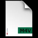 m4v,fileextension icon