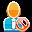 Block, User icon