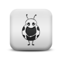 animal,ladybug icon