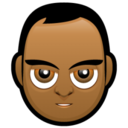 Male Face G3 icon
