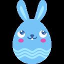 blue blush icon