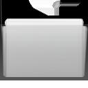graphite, folder icon