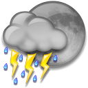 Night Thunderstorms icon