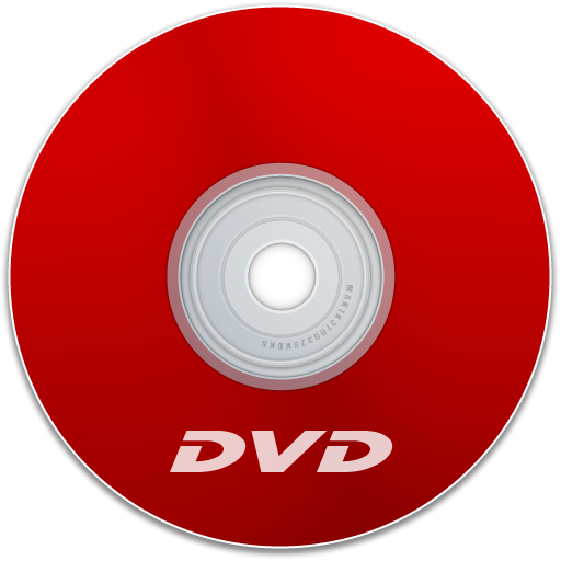 cd, dvd, save, red, disc, disk icon