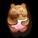 Bear, Mom icon