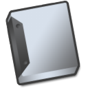 document, empty, blank, file, paper icon