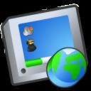 virtual,desktop icon