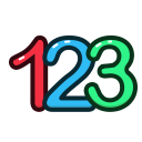 calculate, mathematics, math, calculating, number, numbers, calculation icon