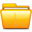 adobe,pdf,folder icon