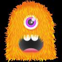 Orange Monster icon