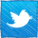tweet, twitter, retweet icon