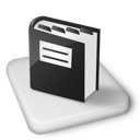 book, onenote icon