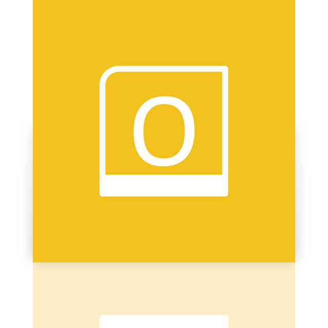 mirror, outlook, alt icon
