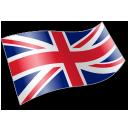Flag, Gb, Gbr, Unitedkingdom icon